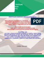 (32 99194-8972) Portfólio Alterações Sistêmicas e Nutricionais Relacionadas à Doença de Chagas