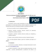 Regulamento Concurso GOSC Espanhol