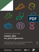 Como Sao Os Portugueses