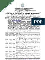 Edital_Matricula_UFES-2011
