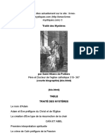 Αγίου Ιλάριου Πουατιέ, «Πραγματεία των Μυστηρίων»