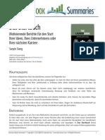 The Launch Book - Das Startbuch
