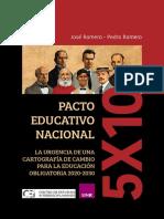 Nuevo Pacto Educatibo (Libro Completo)