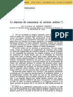 Dialnet-LaObjecionDeConcienciaAlServicioMilitar-46257