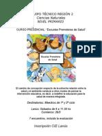 Afiche EpS Perini Lanús