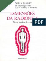Dimensões da Radiônica