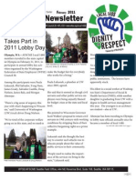 AFSCME Local 1488 - March Newsletter