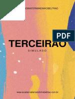 Simulado TERCEIRÃO (1)