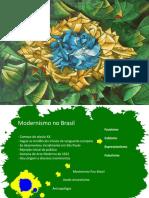 Modernismo Brasileiro Antecedentes Da Semana de 1922