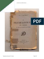 Le fils de Louis XVI