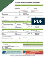 Formulário_Dados Cadastrais