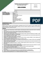 perfil de cargos - gerencia general