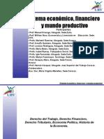 Sistema Econmico, financiero y mundo productivo (1)