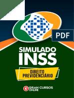 Simulado INSS - Com Gabarito