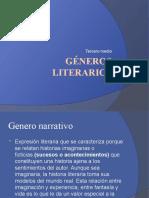 Géneros literarios (1)