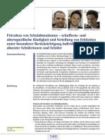 Hagen, Spilles, Hennemann (2017) Praevalenz Schulabsentismus ZfH