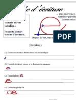 Calligraphie CP