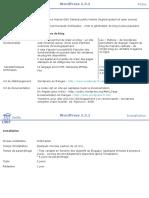 UMVFveille Wordpress