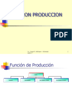 FUNCION PRODUCCIOm