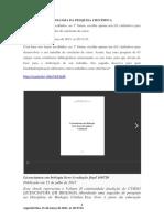 Fórum II – Metodologia Da Pesquisa Científica