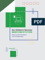 Education Public Discussion Paper