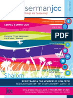 Spring / Summer 2011 Program Guide