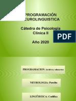 P.N.L. - Clinica II UCASAL  2020