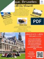 Belgique Poster