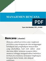 MANAJEMEN BENCANA (3)