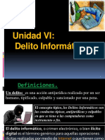VI - Capitulo VI-Delito-informatico