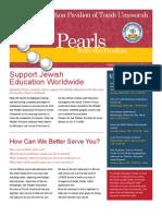 Walder Education Pavilion March 2011 Newsletter