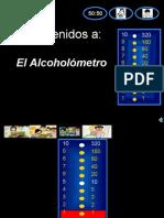 ALCOHOLÓMETRO
