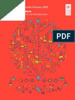 Informe de Desarrollo Humano 2020, Resumen - UNDP