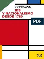 Eric Hobsbawm - Naciones y Nacionalismos