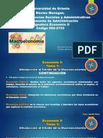 PRESENTACION CONTINUACION DEL TEMA I economia II