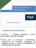 Introdução ao estudo de neuroanatomia