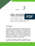 Embrapa - ILPF - Bases Fisiológicas Para o Manejo de Forrageiras