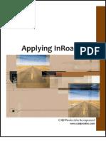 Applying InRoads V8i TOC