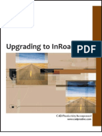 Upgrading to InRoads V8i TOC