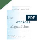 The Ethical Algorithm_TRADUCCIÓN