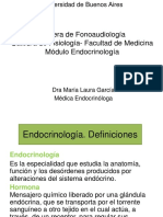 Fisiología Endocrinología