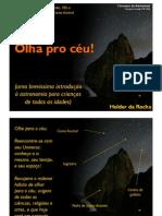 Olha pro Ceu - Introdução à observação do céu