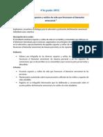 EVALUACION DIAGNOSTICA DPCC 4°
