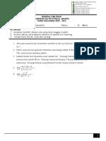 3. Naskah Soal Remedial dan Pengayaan Matematika Wajib - PHB Genap XI - Lina