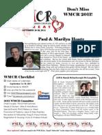 2011 WMCR Newsletter