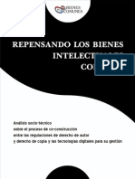 Repensando los bienes intelectuales  comunes, Análisis sociotécnico sobre el proceso de co-construcción entre las regulaciones de derechos de autor y derechos de copia y las tecnologías digitales para su gestión