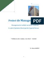 ProiectManagement