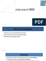 Presentation Score Qualité RDC VF