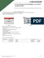 Data Sheet Model FP 240 fr