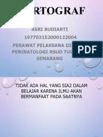 ppt Partograf